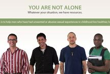 Resources for men overcoming Childhood Sexual Abuse / Welcome to 1in6.org. We've got the information and resources. You're in the driver's seat.