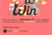 Alinea PE2014 / La nouvelle collec Alinea PE 2014 / by Anna Pika