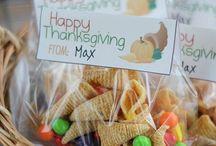Preschool Thanksgiving / by Jill Nelson