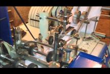 PAPER BAG MAKING MACHINE (BABY MODEL WITH DOUBLE CUTTER)