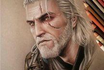 Geralt from Rivia