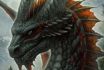 Dragon and Scales