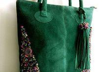 Шикарные сумочки.