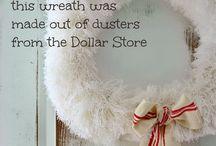 Dollar Ideas / by REGINA BIRD WASSER