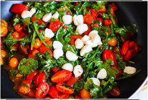 Food-- Salads