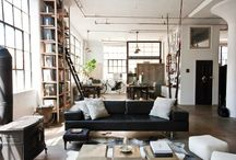 Lofts / by Alexandra De Montfort