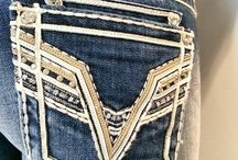 its all in the details / details from various Vigoss denim styles