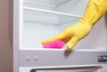 Limpando a geladeira