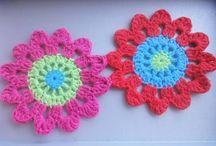Flores Japonesas Crochet