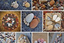 Kirim of baby feet stone