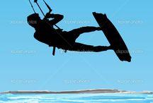 kite surfe