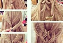 easy hairstyle for long hair
