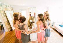 Madrinhas de Casamento / Melhores inspirações sobre madrinhas de casamento :)