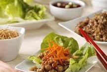 Isagenix / 400-600 calorie meal ideas