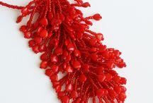 my work / bead, beads, beading, beadweawing, bead embroidery