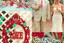 circus wedding ♡