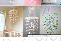 mariposas decoración