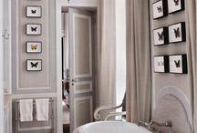 Interiors bathrooms