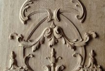 Wood carvings / Amazing wood carvings! Acanthus,floral,ornamental,everything is here!