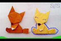 Origami / Faltanleitung