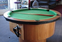 Funky Pool Tables / Cool Stuff