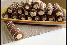 cannoli  di pasta frolla
