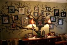 Wall Art Ideas / by Stacy Gatlin