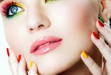 Make up/hairstyling