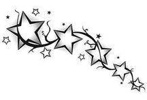 Tatuaggi di stelle
