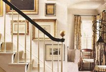 Colonial Style Inspiration Board by J.S. Brown & Co.