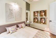 Bedrooms / Decoration & dreamy bedrooms