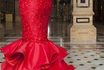 Dresses sevillanas