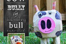 farma/farm animals crafts and printables for preschooler