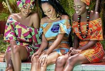 Style - Afropunk, Traditional and Everything in between / Great outfits showing various styles - Afropunk Traditional and everything in between,