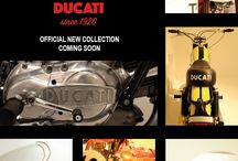 MyWork / Ducati History, new collection
