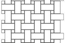 Wzory mozaiki mosaic design