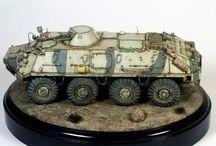 BTR-70 APC / Materiały referencyjne