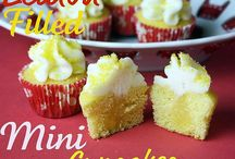 Cupcakes Yummy Cupcakes / by Teri Moriniere