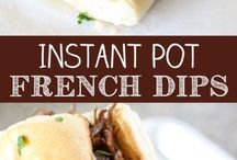 Instant Pot Recipes for Families / Make a quick meal with these awesome Instant Pot recipes! Your whole family will enjoy them!