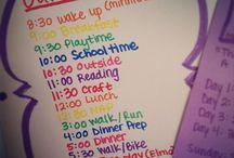 Tot schedule/school