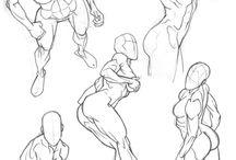Скетчи для рисования
