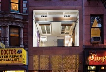 Spaces / A large collection of urban space. Interior, and exterior, with a large focus on bar and restaurant ideas for future venture. / by James Tasker