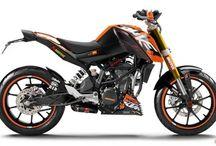 KTM Duke Modifications