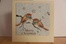i 20 Weihnachtskarten u. Geschenkanhänger