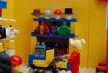LEGO dress shop