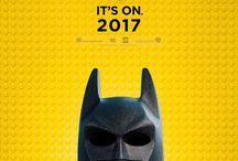 Movie posters voor playroom