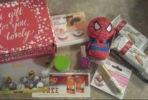 #JingleVoxBox / Influenster sent out an amazing goodies!!!