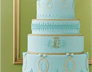 Let Them Eat Cake! / Great cake desings that I would love to be able to pull off! / by Rhonda Beckett
