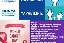 kansere karşı mücadele