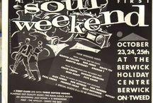 Southport Weekender #7 Program (Nov 1990) / Southport Soul & Dance Weekender, Nov 23rd-24th-25th 1990
